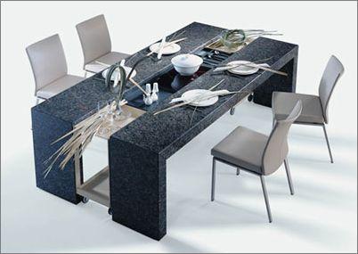 创意餐桌不再为小空间餐厅劳神劳心彭州